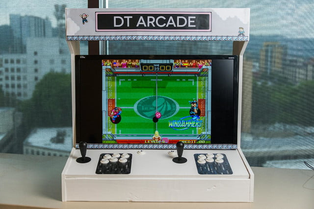 build your own arcade cabinet how to build your own arcade cabinet digital trends 12609