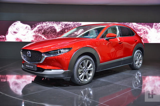 2020 mazda cx 30 crossover offers alternative to the cx 3. Black Bedroom Furniture Sets. Home Design Ideas