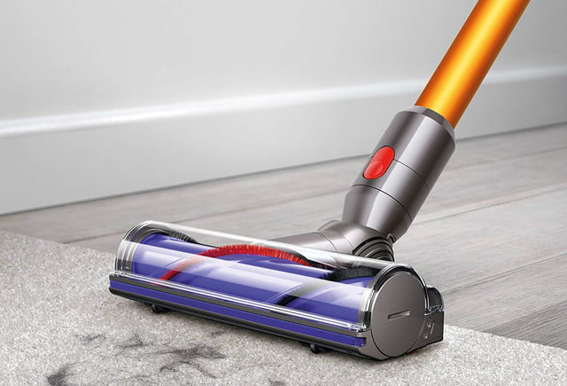 dyson vacuum cleaner deals on amazon v8 absolute cordless stick yellow 2