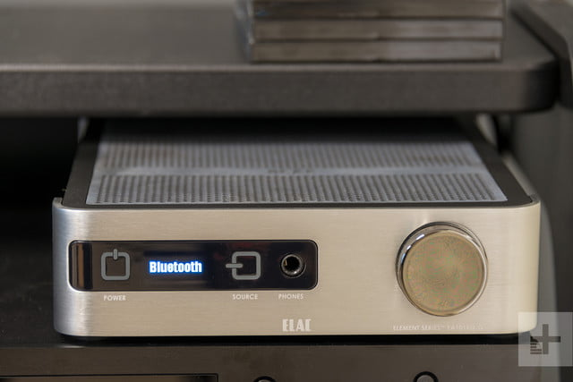 Elac Integrated Amplifier review close