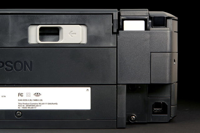 EPSON XP 610 back right