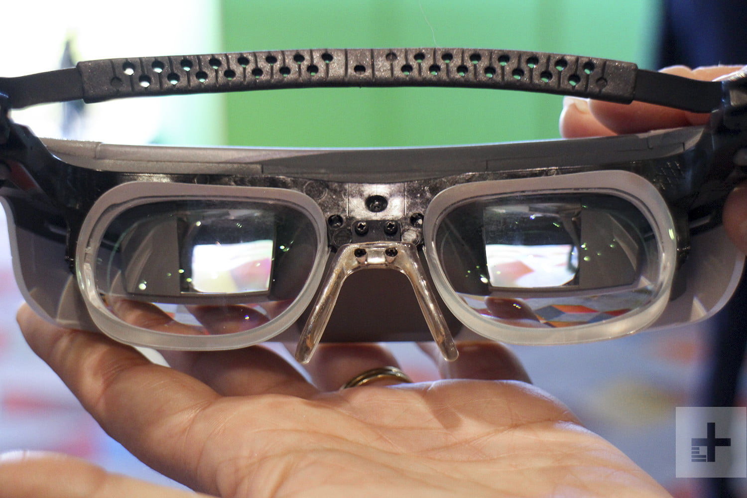 e36caff9200 Esight Smart Glasses Are Changing Blind People s Lives