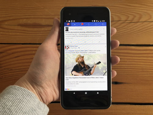 Facebook Lite Provides All The Basic Features You Need