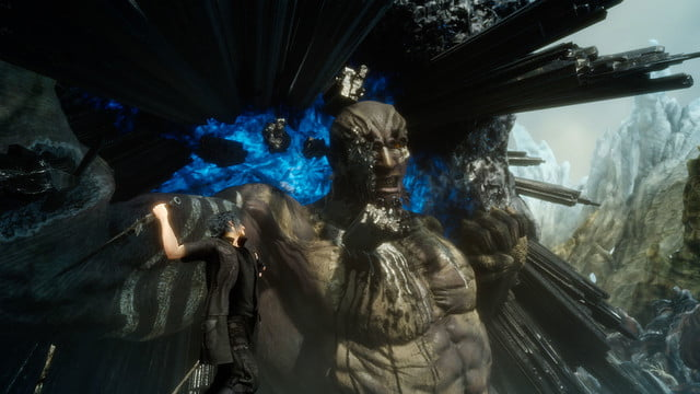final fantasy xv for ps vr hands on ffxv e3 demo 01