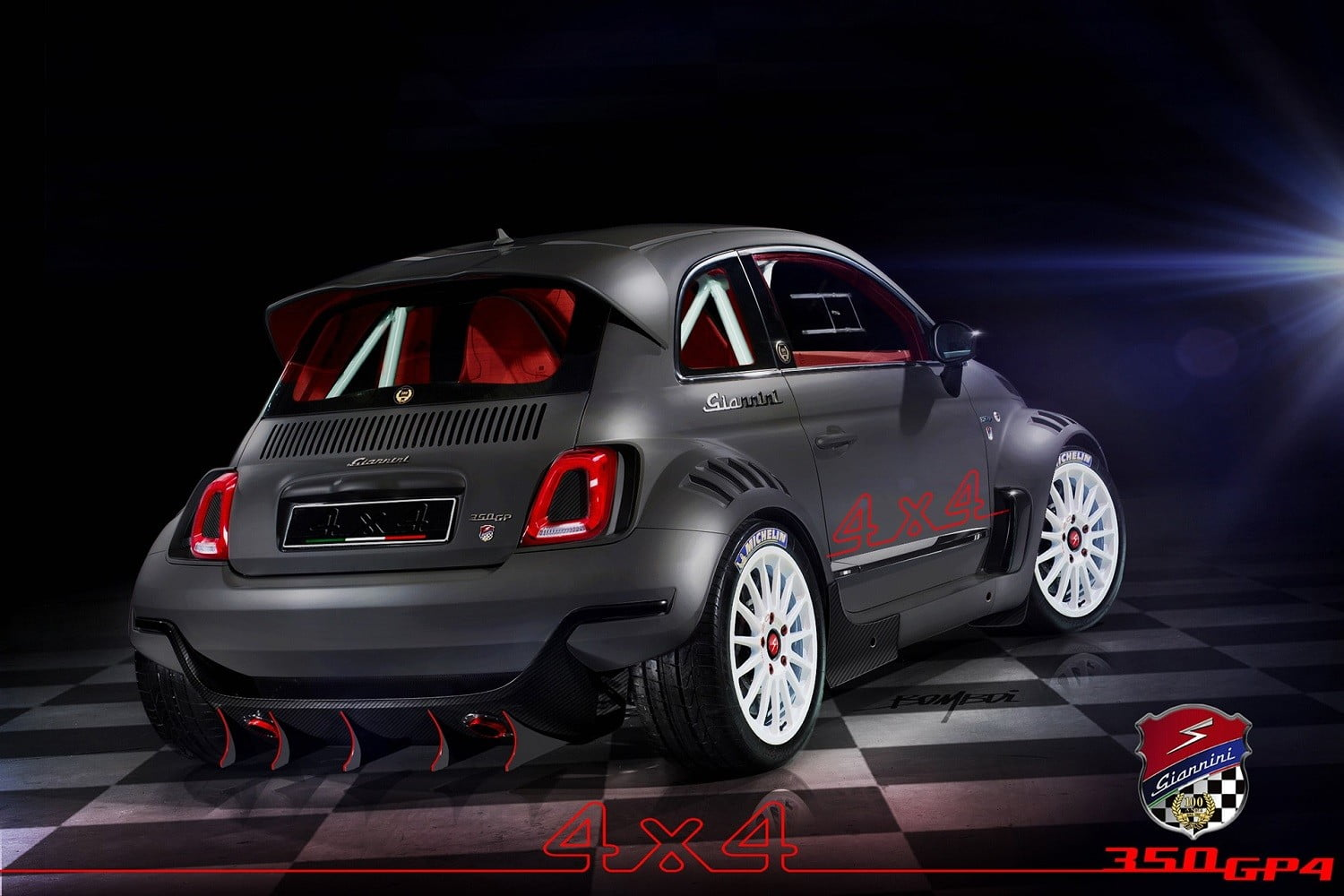 s spins and wide custom hot it wheels horsepower fiat rear this pin a body the hatch sports truly that engine