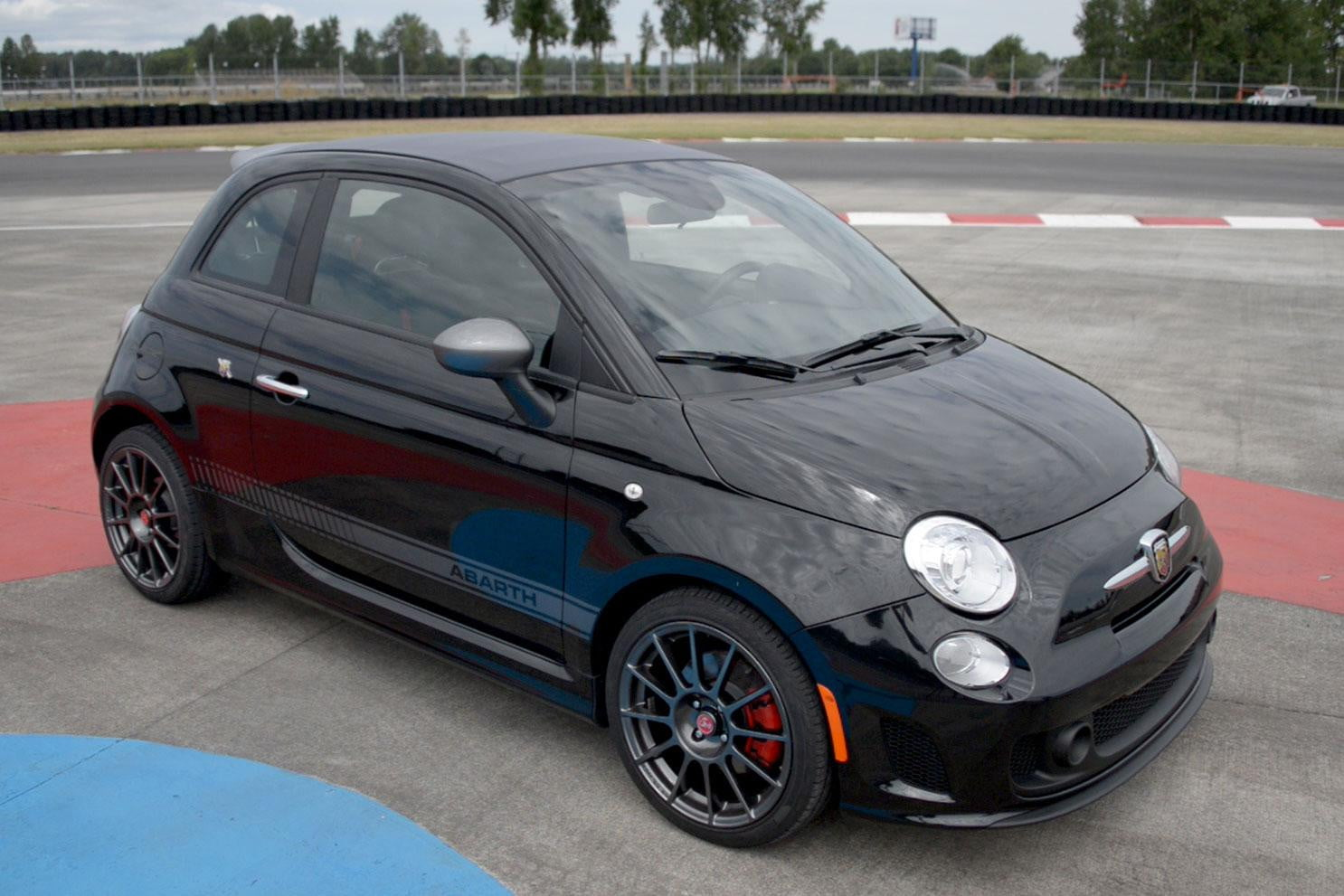 2013 Fiat Abarth Cabrio Review Digital Trends