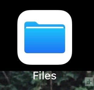 Ios 11 Files Management App Easily Stores Your Files On