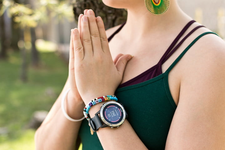 best fitness trackers for women fenix 5x