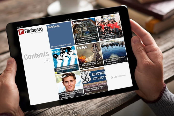 Flipboard Interest