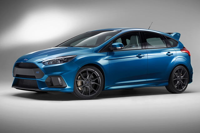 ford focus rs pricing performance specs news 05