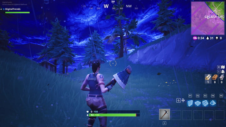fortnite pc performance effects epic