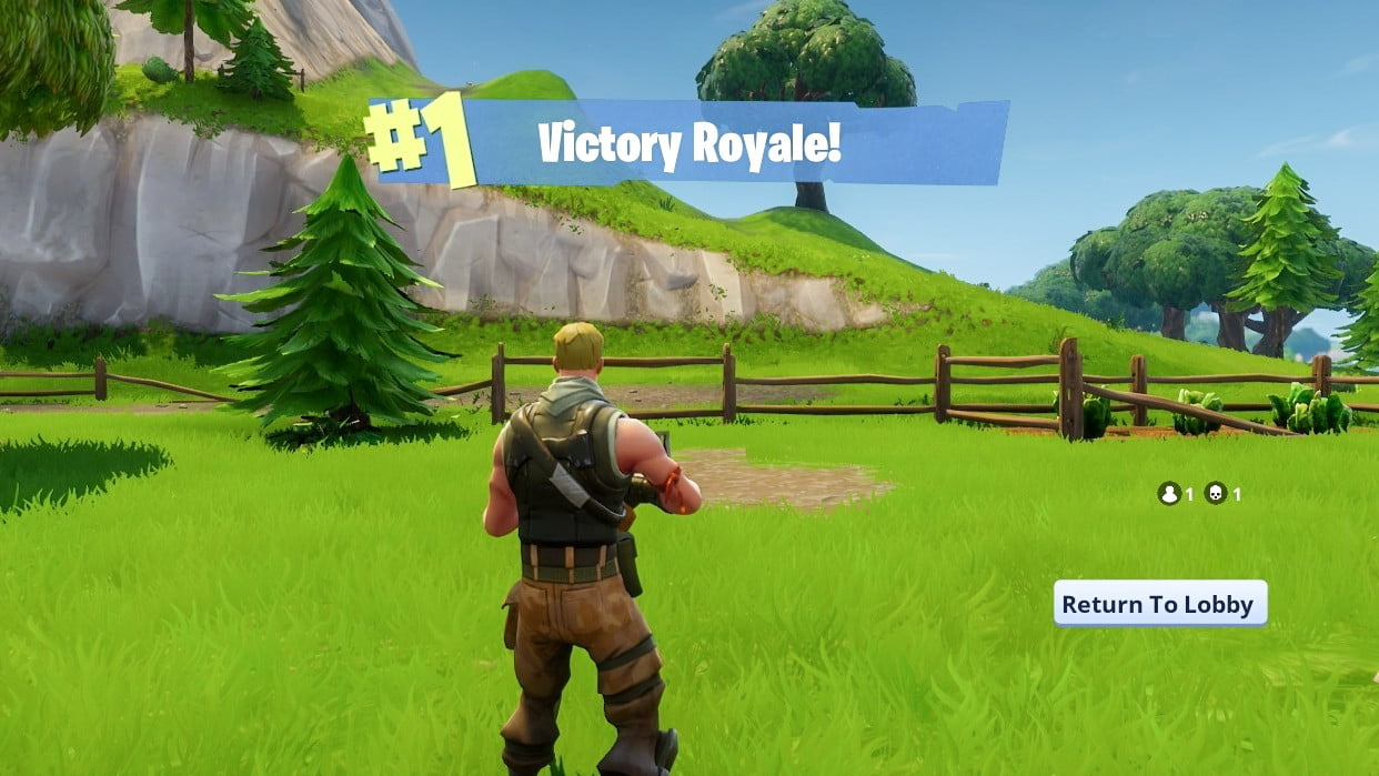 One Person Golf Cart >> 'Fortnite: Battle Royale' Review | Digital Trends