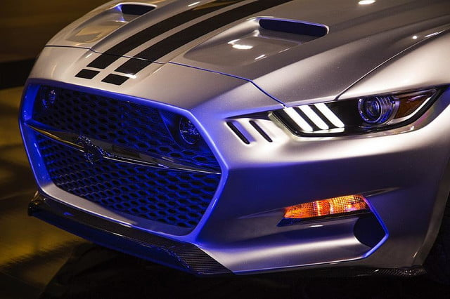 galpin auto sports unveils first production rocket mustang galpinrocket exterior 09