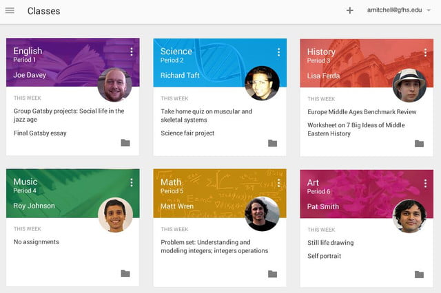 Minimalist Classroom Google ~ Google unveils classroom a free online tool to help