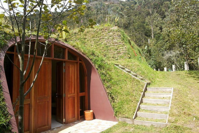 green magic homes are prefab houses covered in plants 005