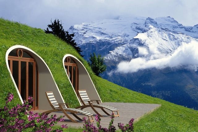 green magic homes are prefab houses covered in plants 008