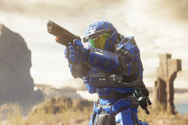 Htc Vive System Requirements >> 'Halo 5: Forge' to bring mapmaking to first-person shooter on Windows 10