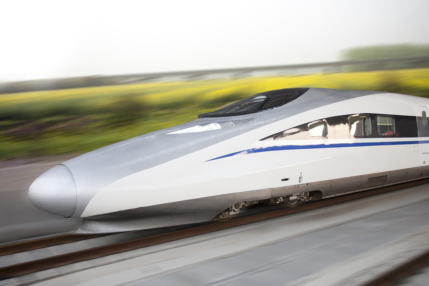 Traveling Beyond 200 MPH on World's Fastest Trains ...