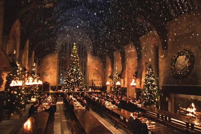 apartments are available in a former hogwarts filming location harry potter great hall