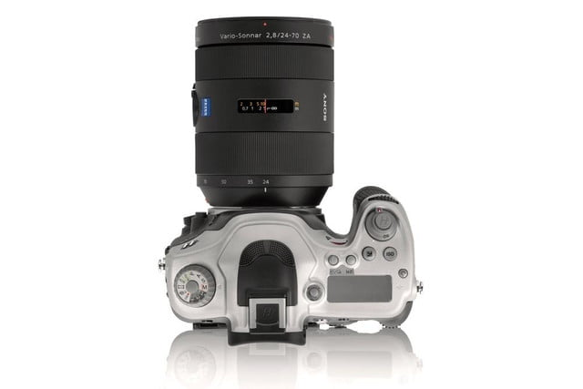 hasselblad hv full frame dslr is sony a99 top w