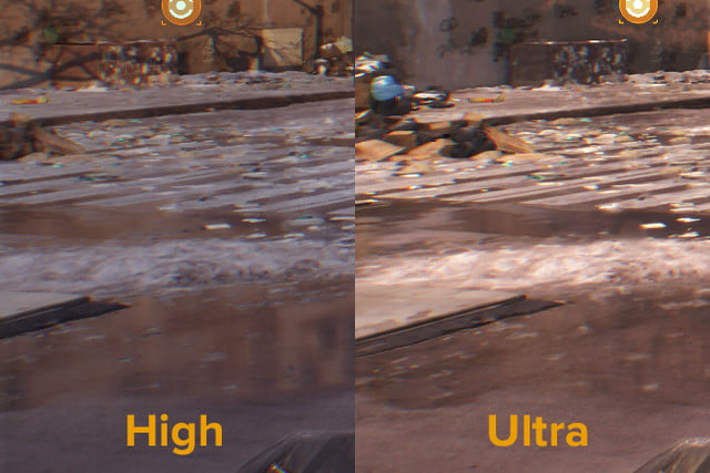 division pc performance guide high ultra snow