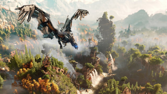 horizon zero dawn trailer at e3 shows off 8 minutes of new gameplay screen 08 us 15jun15