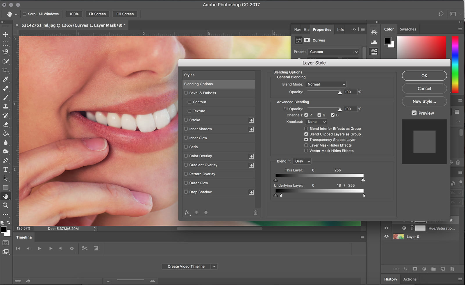 How to whiten teeth Adobe Community]