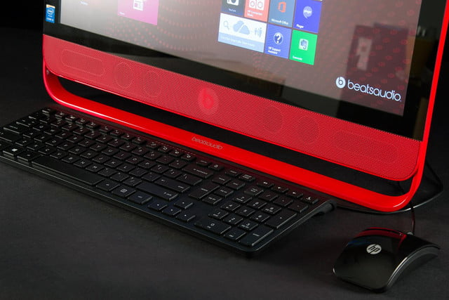 HP Envy 23xt Beats Special Edition keyboard mouse 2