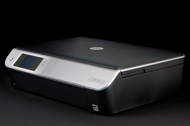 HP ENVY 5530 front angle