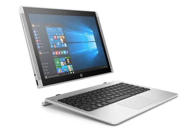 hp focuses on virtual reality and 2 in 1s at ces 2016 pavilion x2 12 detached right facing