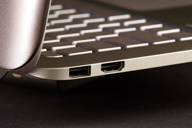 HP Spectre 13t x2 side ports