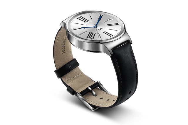 huawei watch news stainless leather right angle