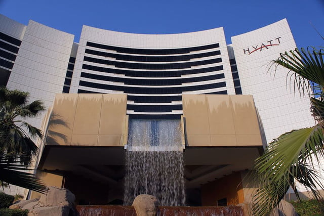 Hyatt joins growing list of high end hotel groups hit by for High end hotels