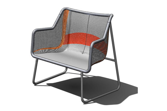 ikea 3d knit chair ps 2017 collection see through sofa 0022