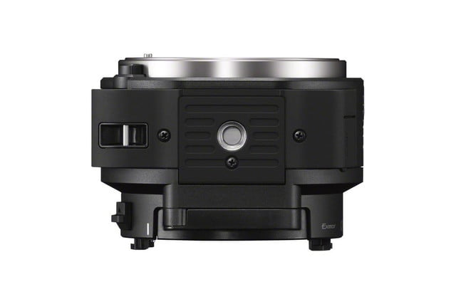 new sony qx1 qx30 action cam mini unveiled ifa 2014 ilceqx1 bottom 1200