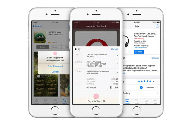 iphone 6 plus everything you need to know touchid pay
