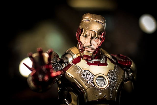 Oscar Effects Creating The Iron Legion Of Iron Man 3 Digital Trends