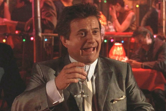 joe pesci the irishman goodfellas