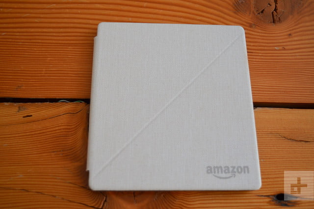 amazin kindle oasis review (2017) closed