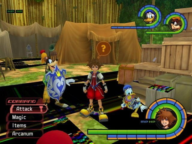 A quick guide to starting the Kingdom Hearts series