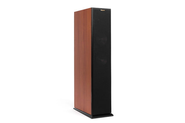 klipsch reference premier speaker system debuts at ces 2015 260f angle grille cherry