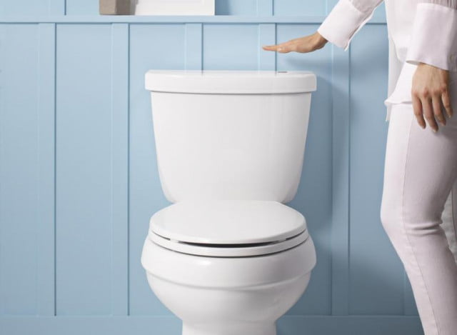 Make Your Toilet Touchless With Kohler S New Wave To