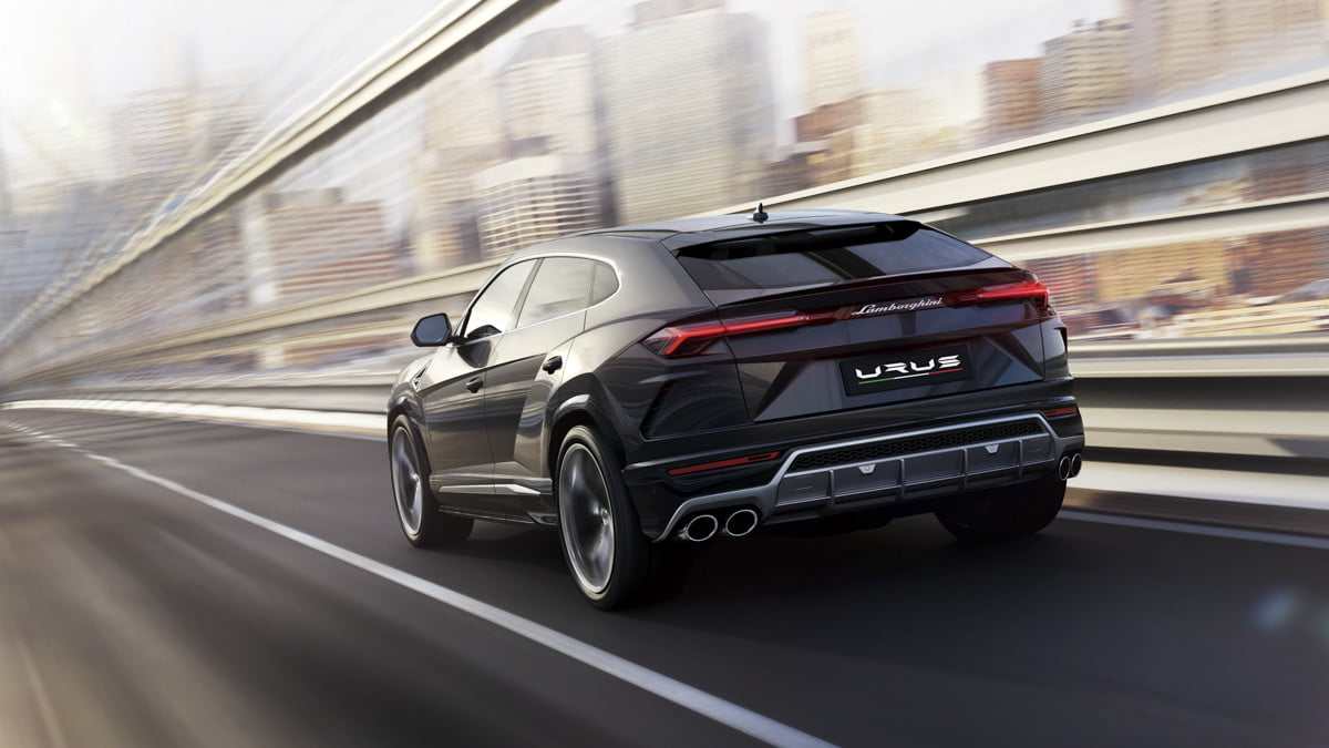 tomorrows lamborghini vehicles wont lose an ounce of italian passion urus