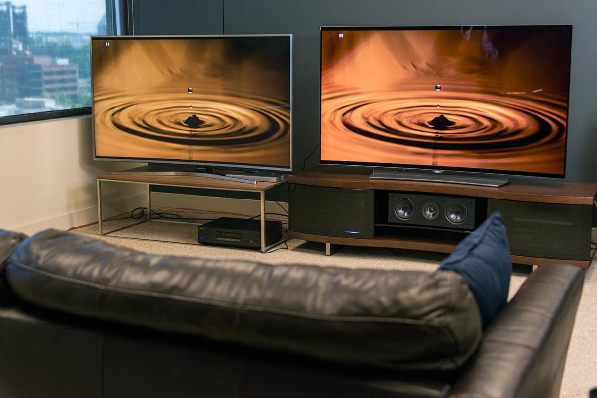 the experts agree lg s flagship 4k oled tv is the best in the world. Black Bedroom Furniture Sets. Home Design Ideas