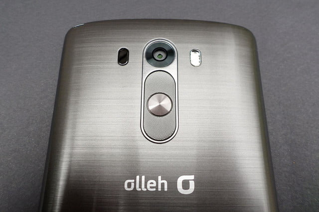 LG G3 work review top back 2