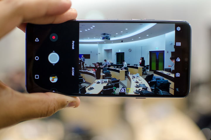 lg g7 news thinq hands on camera app