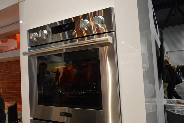 signature is a luxury smart appliance brand from lg kitchen suite double wall oven 0379