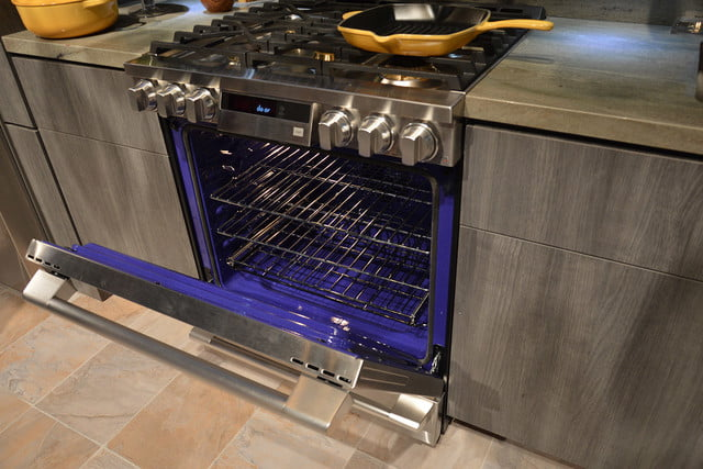 signature is a luxury smart appliance brand from lg kitchen suite gas range 0357