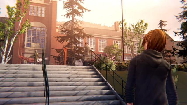 Life Is Strange: Before the Storm interview school