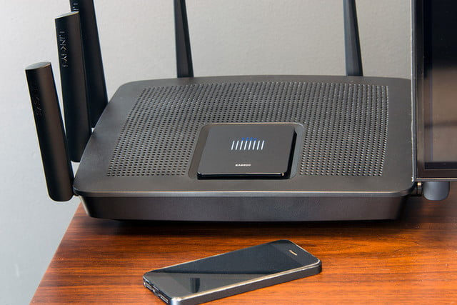 Linksys Router Login >> How to Find Your Router's IP Adress and Admin Password | Digital Trends